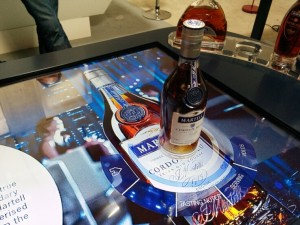 Retail interactif, Martell