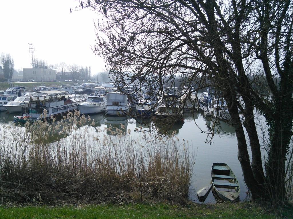 La Balade des mariniers, Saint-Jean de Losne