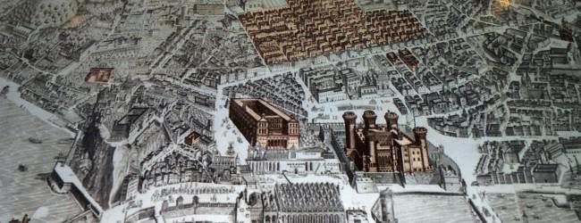 Carte interactive: Naples a la Renaissance, exposition Musée Fabre, Juill 2015