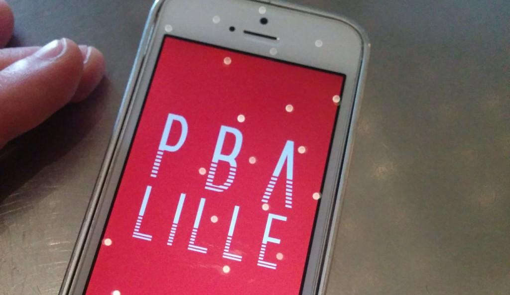 App mobile de visite du musée du Palais des Beaux-Arts de Lille