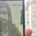 Ici-Avant app mobile réalité augmentée