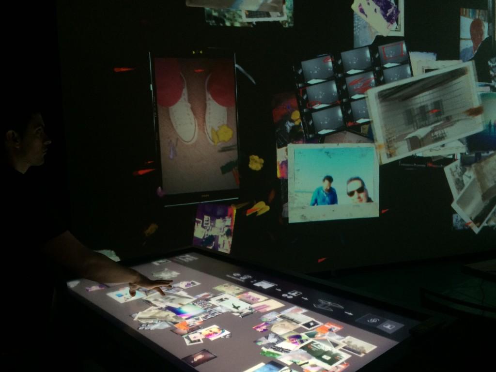 photomaton interactif géant