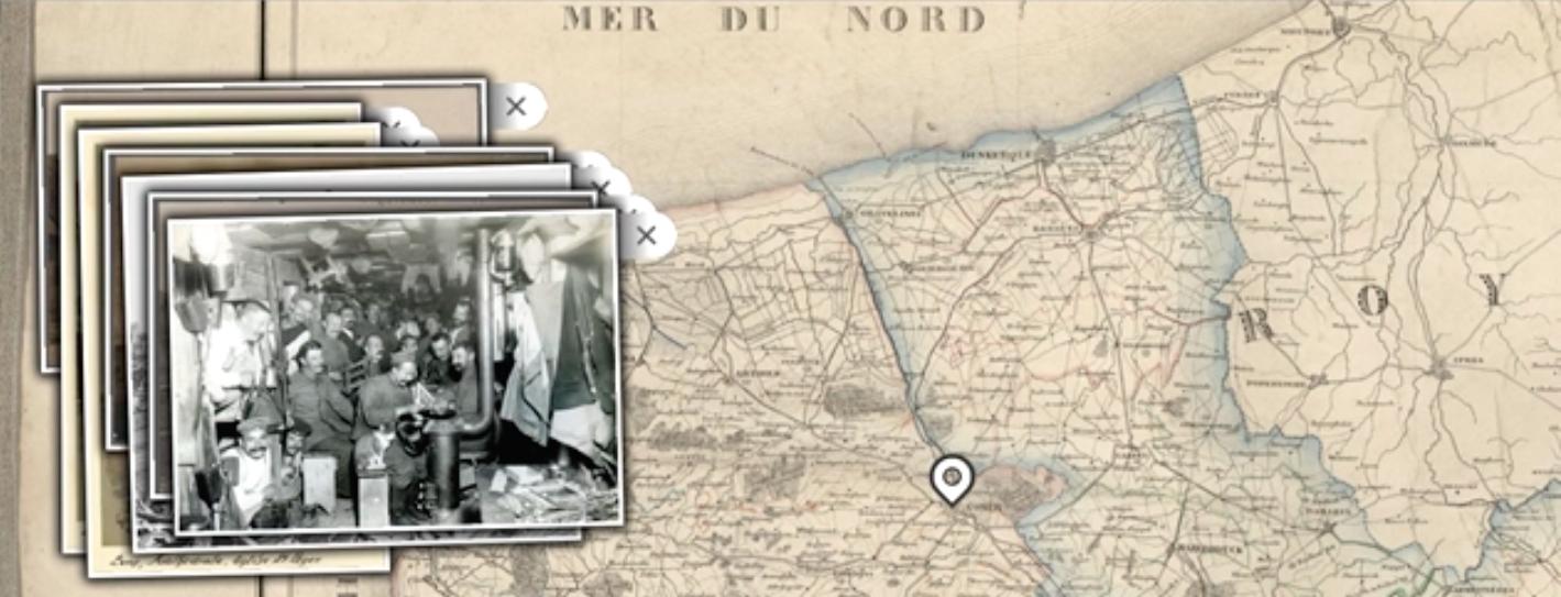 carte interactive archive