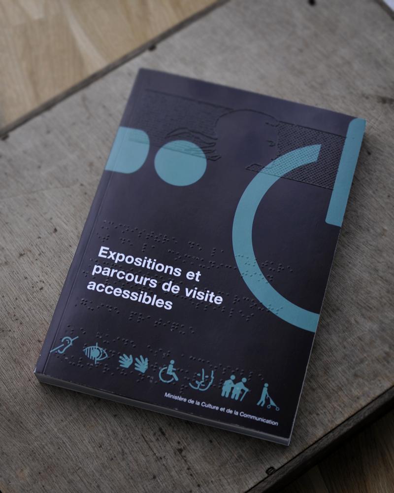 Expositions et parcours de visite accessibles, ministère de la culture