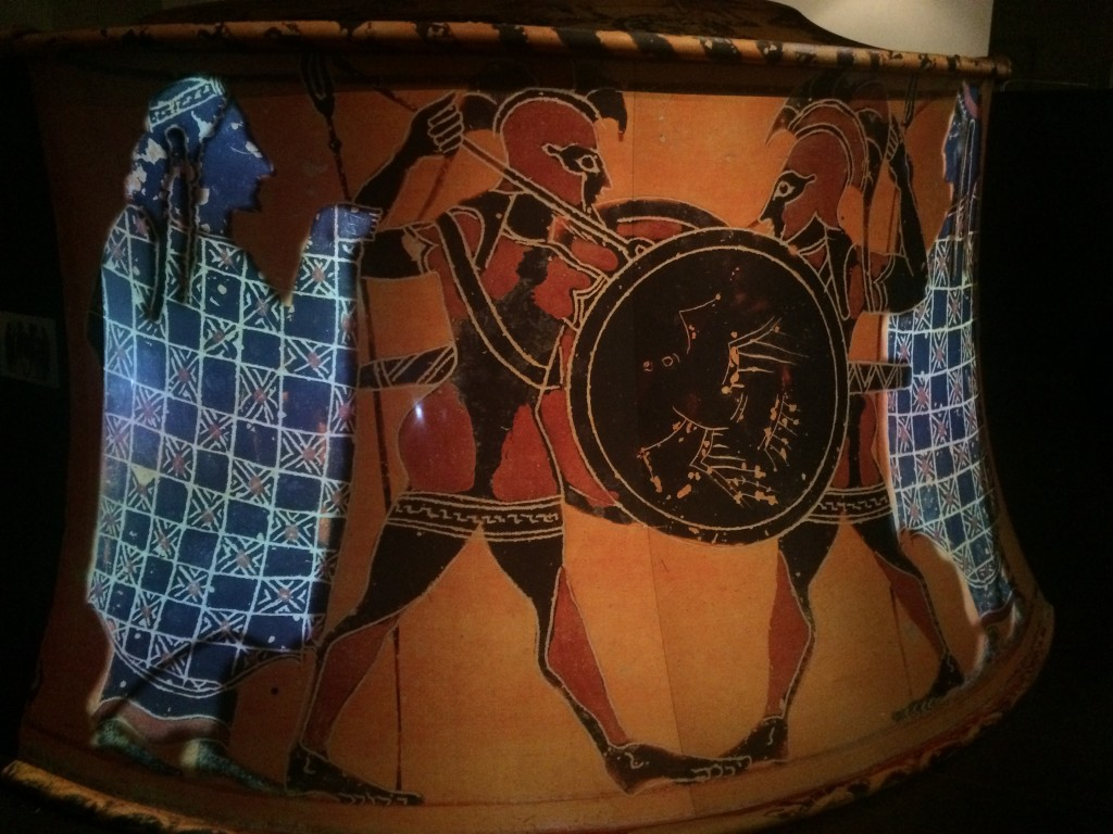 Le Vase Qui Parle, Musée d'archéologie Saint Raymond, Toulouse