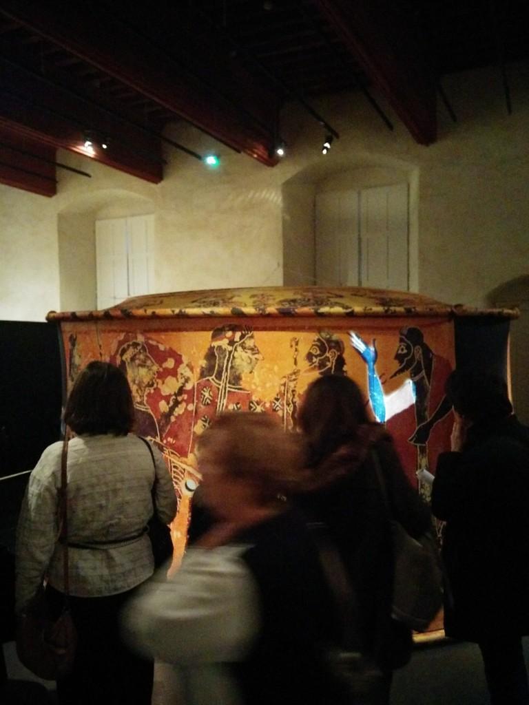 Exposition Le Vase Qui Parle, Musée Saint Raymond, Toulouse